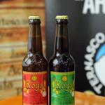 Cervezas Roya y la Alacena de Aragón en Muerte por ternasco