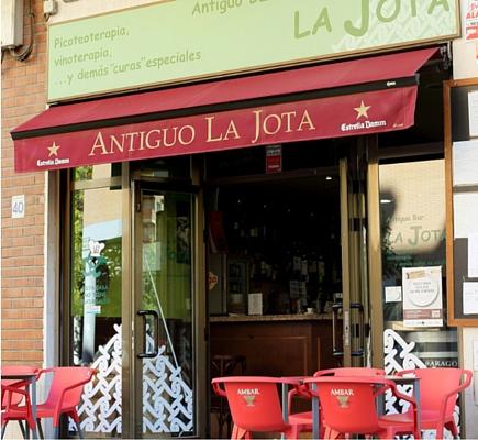 Fachada Antiguo La-Jota