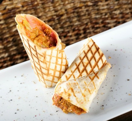 Burrito de Terasco de Aragón | La Ternasca