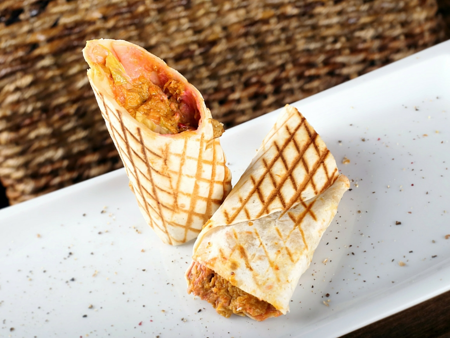 Burrito de Ternasco de Aragon