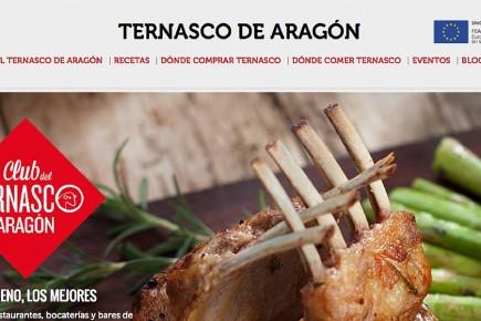 Pagina web Ternasco de Aragon