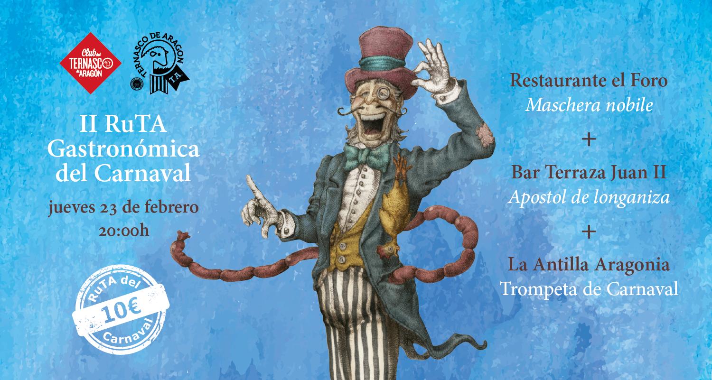 Ruta Gastronómica del Carnaval