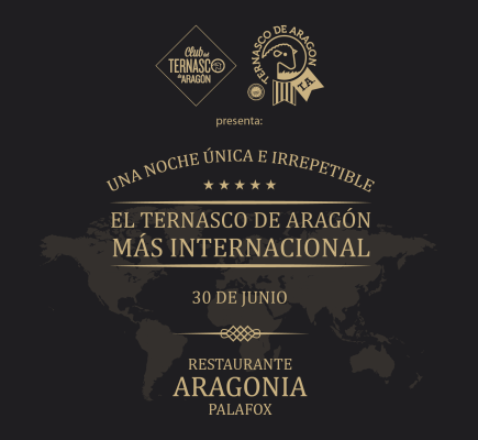 El Ternasco de Aragón más internacional