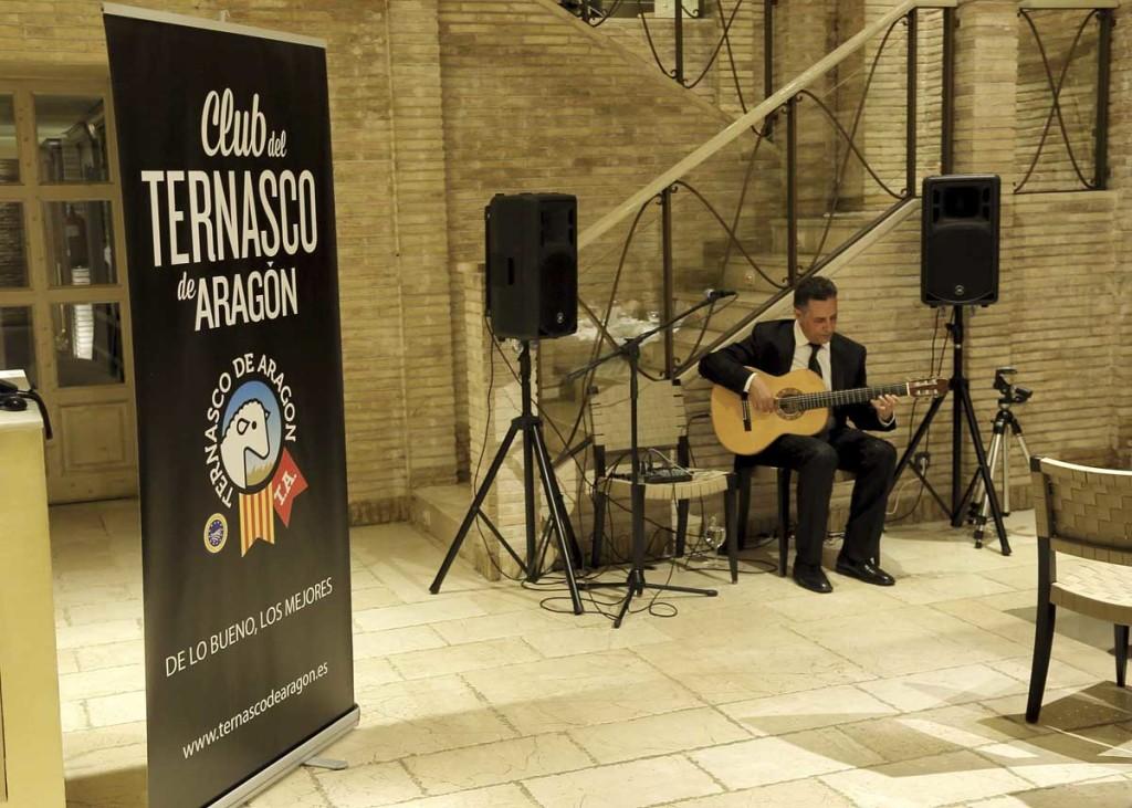 El embrujo de la guitarra de Jorge Berges