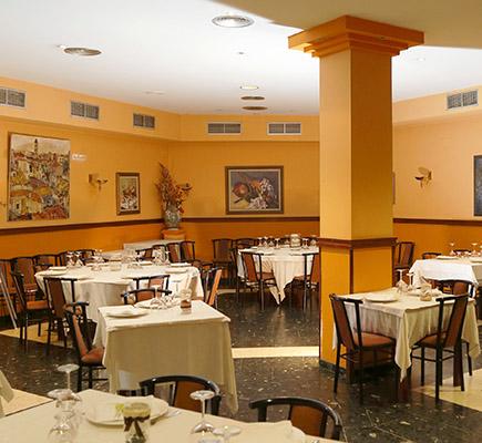 Restaurante Ambeles - Instalaciones