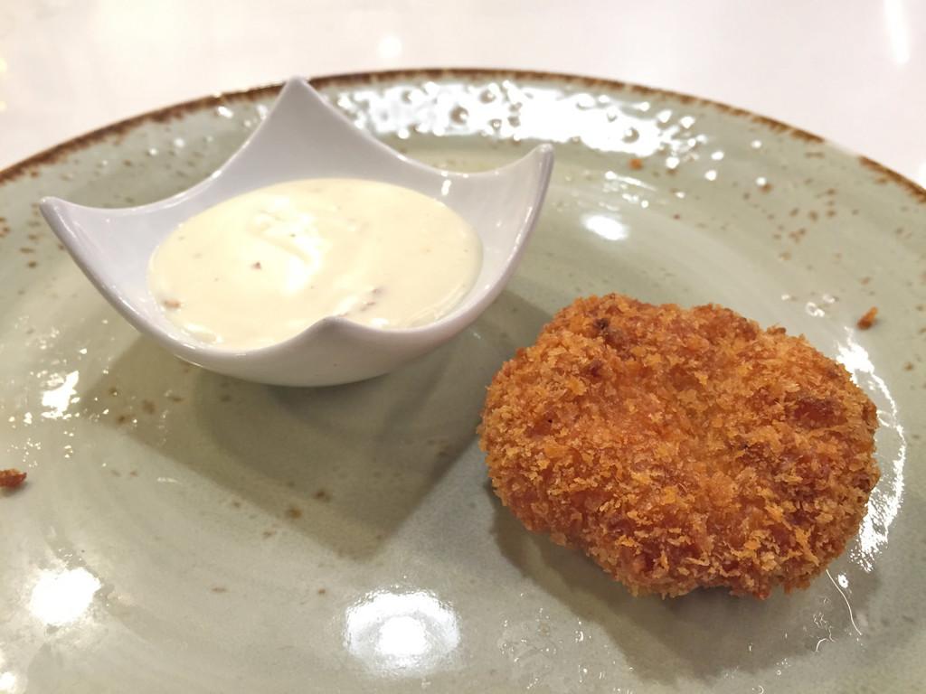 Nuggets de Ternasco de Aragón - tres sabrosos platos