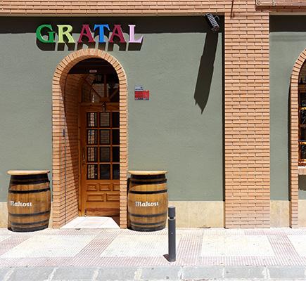 Restaurante Gratal - Ejea de los Caballeros