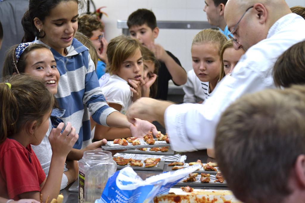 Taller de Ternasco de Aragón para niños en Huesca