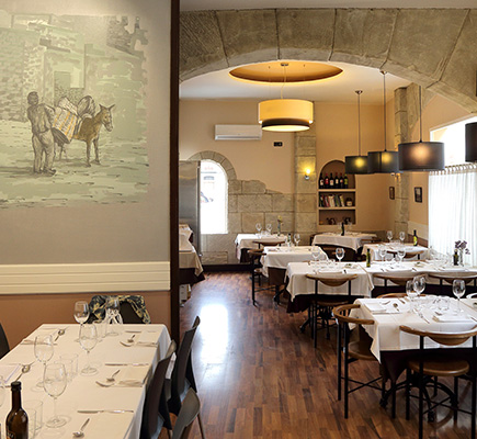 Restaurante El Origen - Huesca