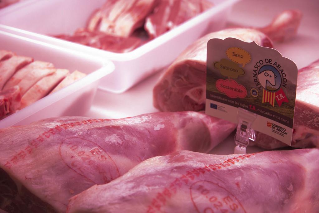 Diferenciar Ternasco de Aragón de otras carnes de corderov