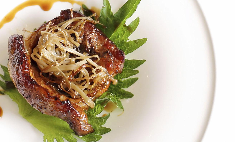 El viaje gastronómico más internacional del Ternasco de Aragón