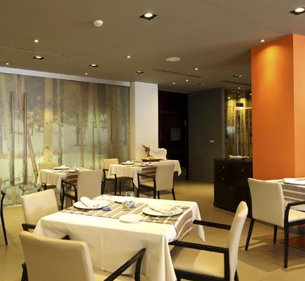 Restaurante Melanosporum - La Trufa Negra