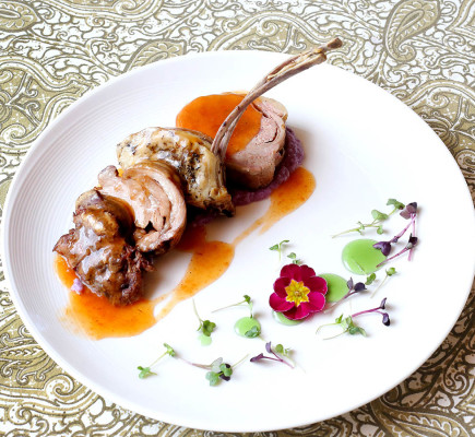 Delicias de Ternasco de Aragón - Restaurante El Foro