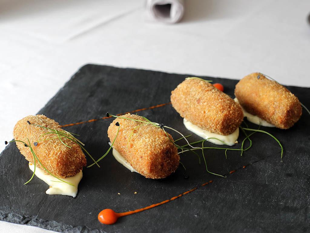 Día internacional de la croqueta | Restaurante D´La Tierra