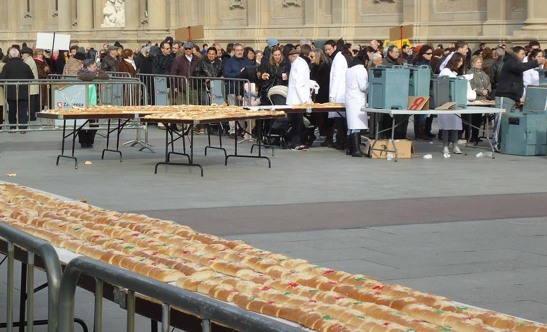 Fiesta de San Valero en Zaragoza