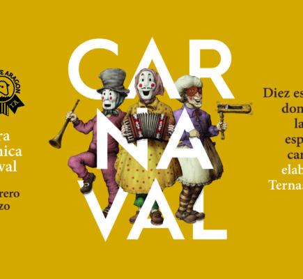 Muestra Gastronómica del Carnaval
