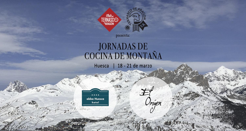 Jornadas de cocina de montaña en Huesca