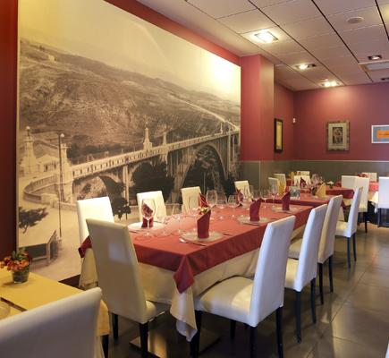 Restaurante Rufino - comedor