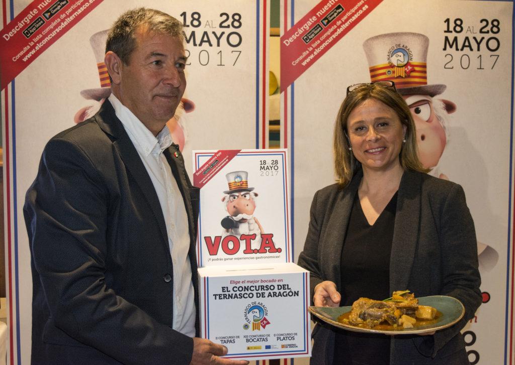 El Concurso del Ternasco de Aragón - Todos a Votar