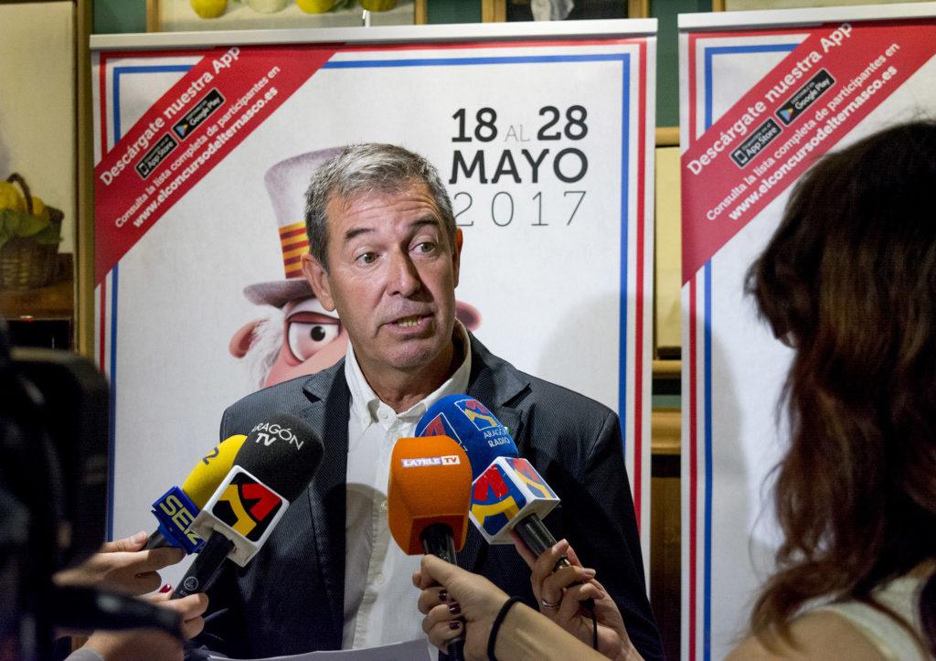 Juan Carlos Brun - Todos a votar en el concurso del Ternasco de Aragón