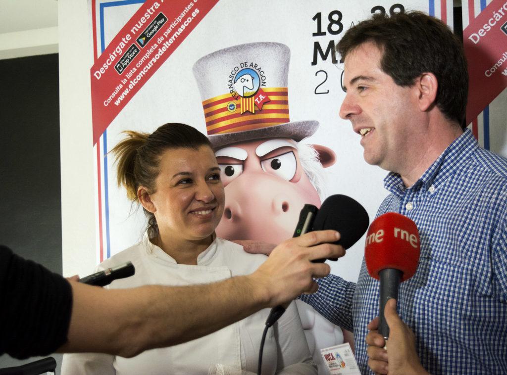 Mariola Oriol y Patricio Pérez - todo listo para votar