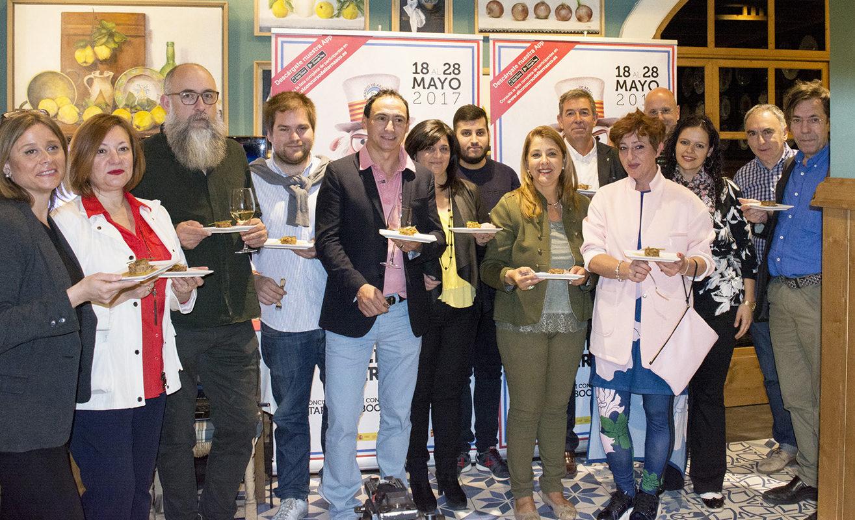 todos a votar - el concurso del ternasco de aragon 2017