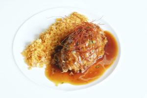 Royal de Ternasco de Aragón del Restaurante Abba Mia Huesca