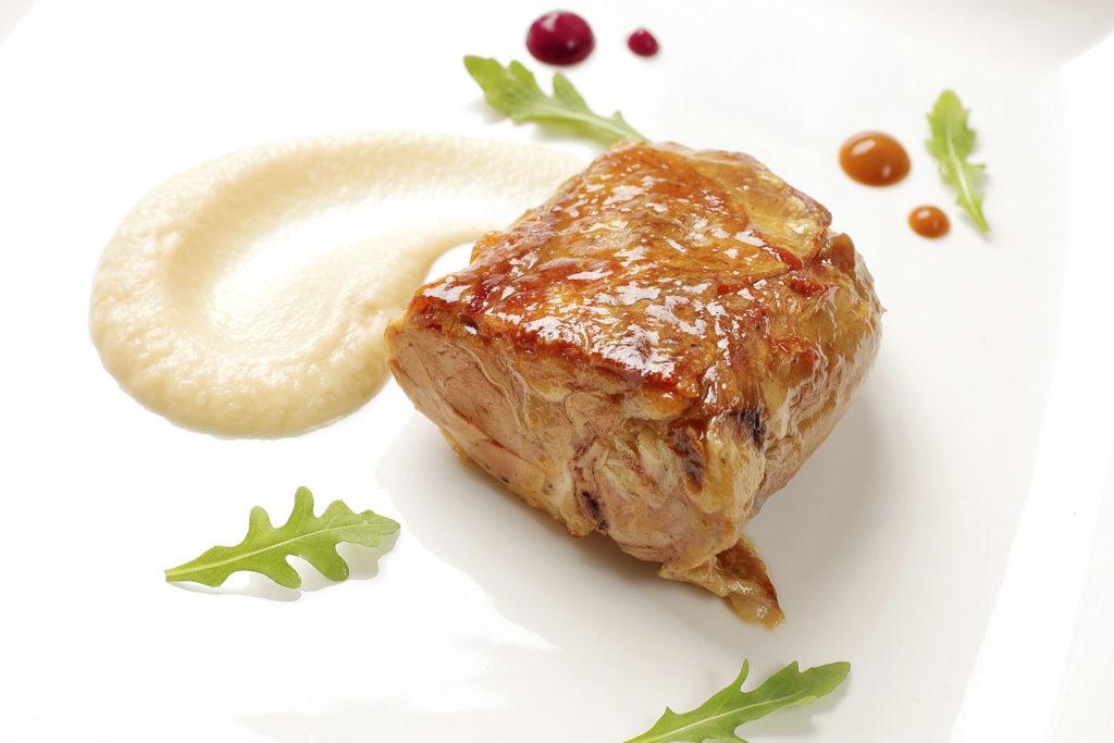 Paletilla de Ternasco de Aragón de Urola Restaurante   Zaragoza