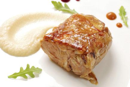 Paletilla de Ternasco de Aragón de Urola Restaurante | Zaragoza
