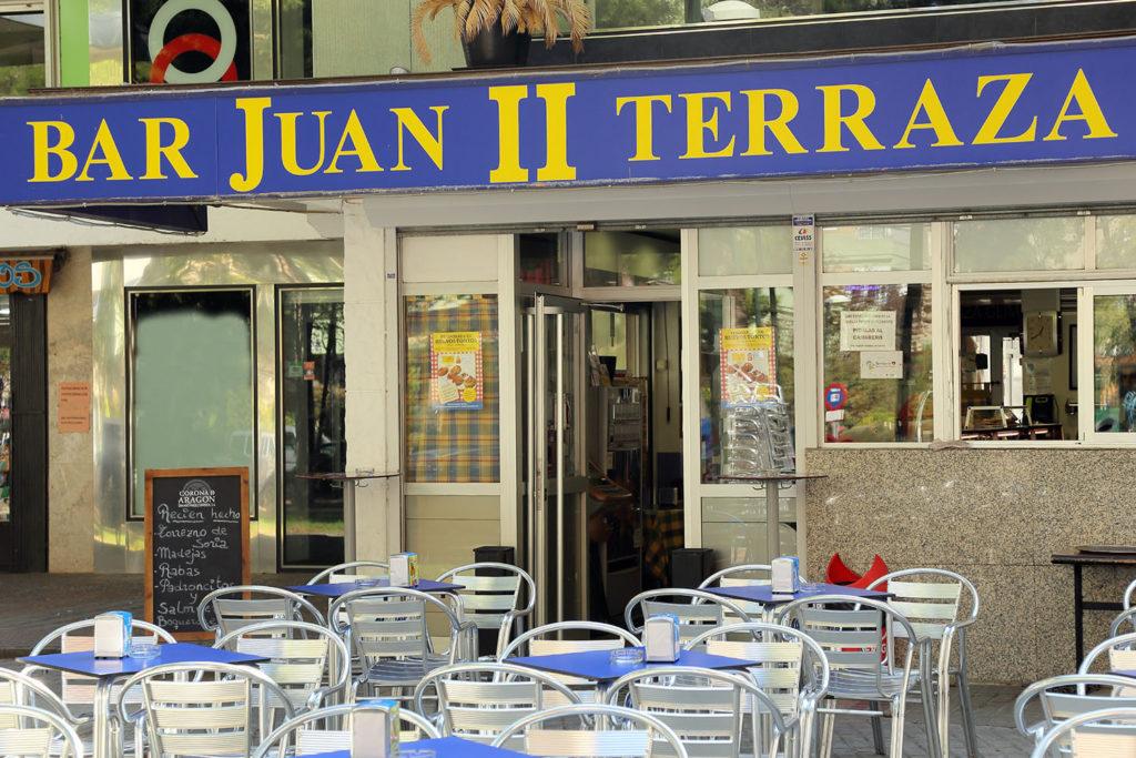 Bar Terraza Juan II - un buen ternasco en Zaragoza