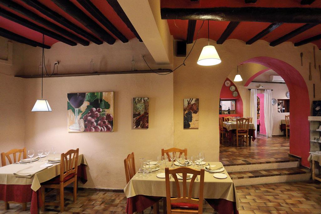Restaurante La Rebotica - un buen ternasco en zaragoza