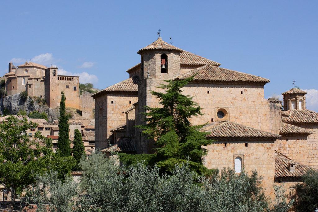 Alquezar en Huesca