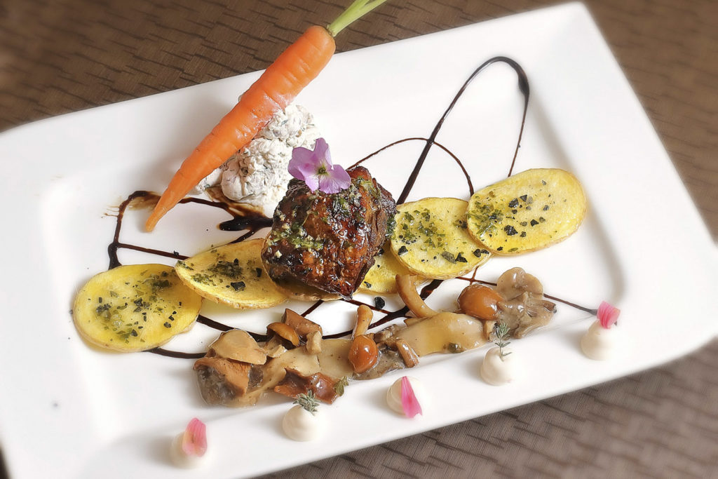 Restaurante G&M - Huesca la magia