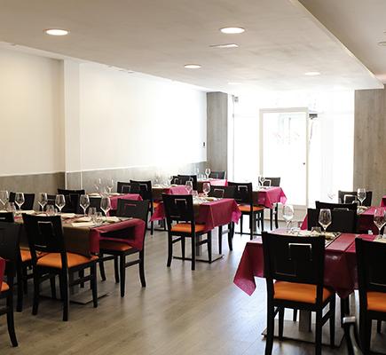 Restaurante G&M de Siétamo