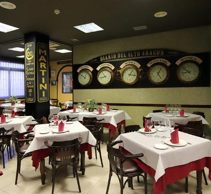 Restaurante La Cocotte de Huesca