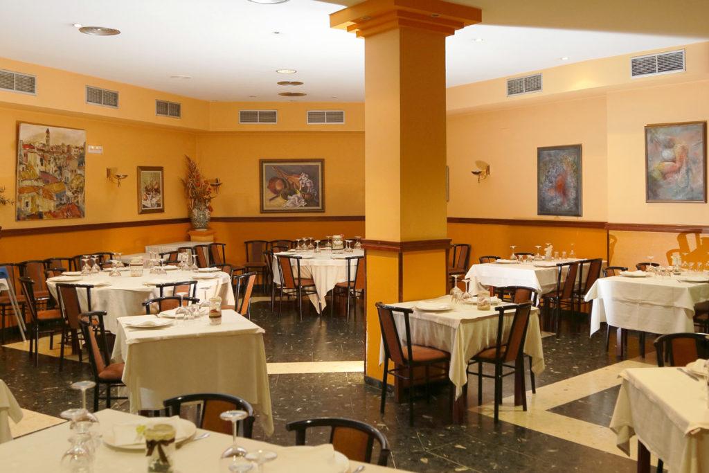 Teruel enamora - Restaurante Ambeles