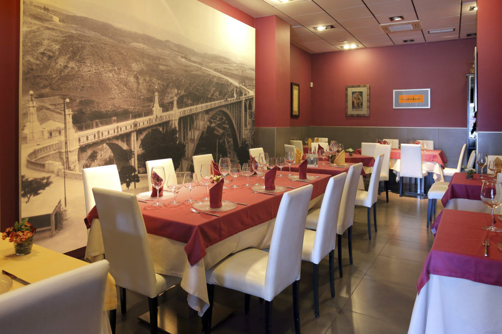 Teruel enamora - Restaurante Rufino