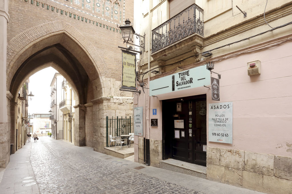 Teruel enamora - Restaurante Torre del Salvador
