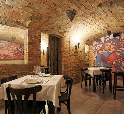 Restaurante Café 1900