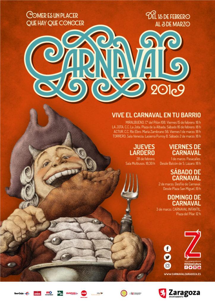 Carnavales tradicionales de Aragón | Carnaval de Zaragoza