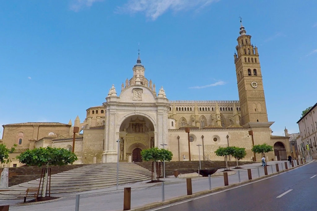 Aragón, en el origen de la garnacha - Catedral de Tarazona