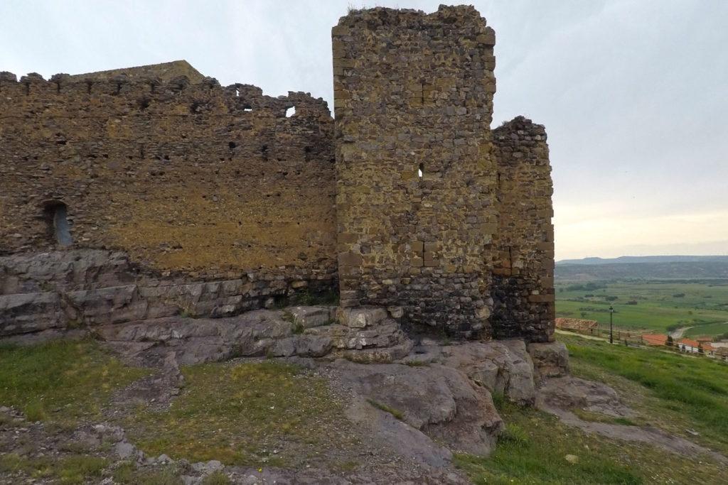 Rumbo al Moncayo, la cuna del cierzo - Castillo de Trasmoz