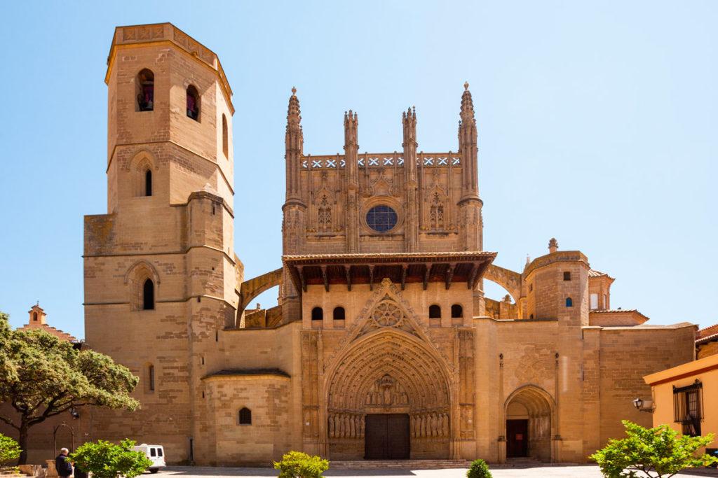 Prepirineo, a la conquista del cielo - Catedral de Huesca