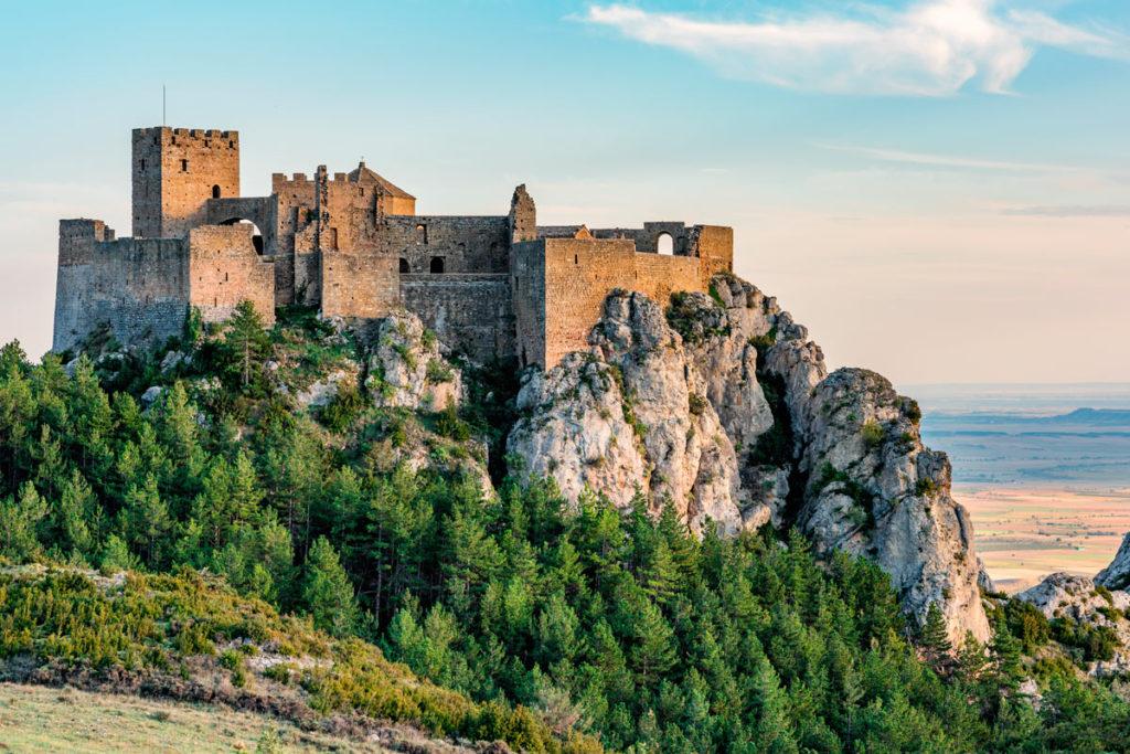Prepirineo, a la conquista del cielo - castillo de Loarre