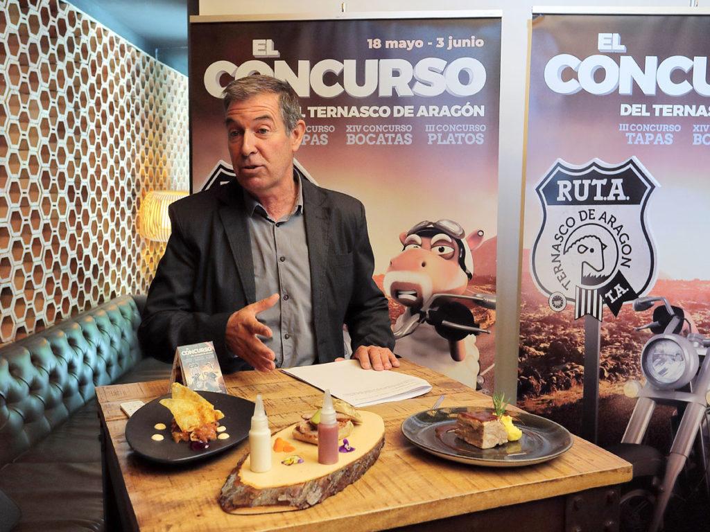 Presentación El Concurso del Ternasco de Aragón 2018