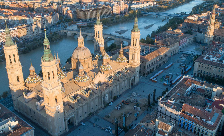 Zaragoza, la capital del Ebro