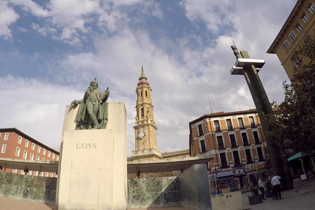 Zaragoza, la capital del Ebro - Goya