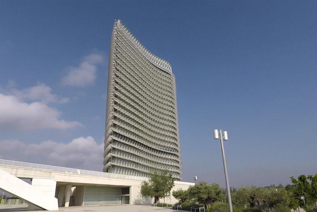 Zaragoza, la capital del Ebro - Torre del Agua