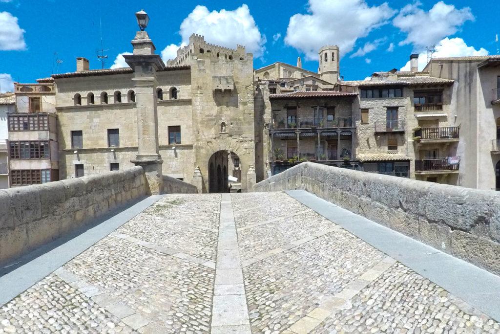 Camino al Matarraña, la Toscana española - Valderrobres