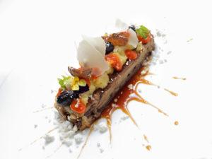 Elaboraciones de Ternasco de Aragón - Plato Restaurante El Chalet